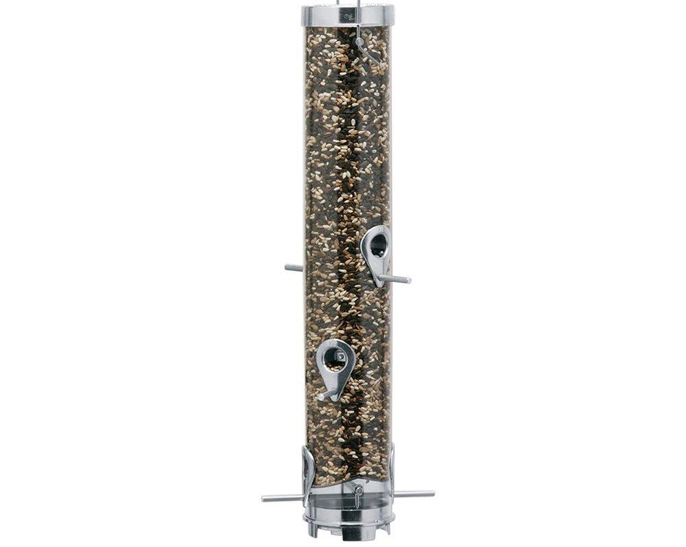 BEST tube feeders fo ryour backyard