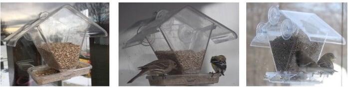 the best window bird feeders