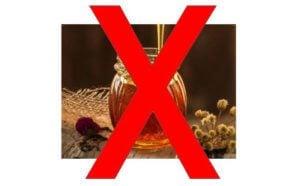 no honey in hummingbird nectar recipe