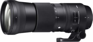 camera lens for photographing animals and birds