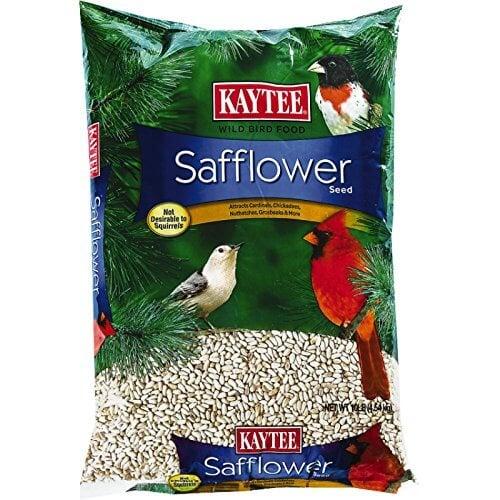 safflower seed for wild birds