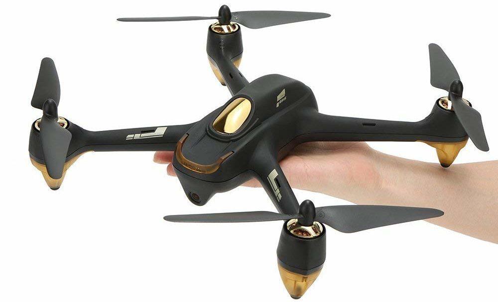 hubsan drones for kids - best