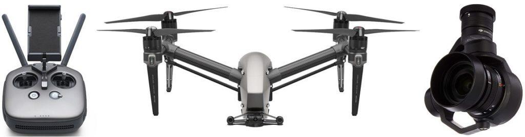 Incredible camera drone